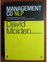 Anticariat: David Molden - Management cu NLP