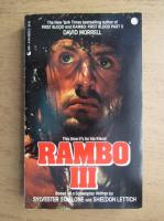 Anticariat: David Morrell - Rambo 3
