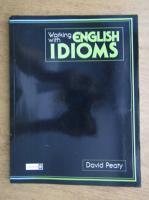 David Peaty - Working with english idioms