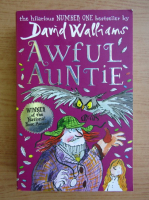 Anticariat: David Walliams - Awful auntie