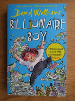 Anticariat: David Walliams - Billionaire boy
