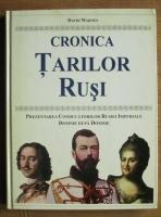 Anticariat: David Warnes - Cronica tarilor rusi
