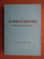 Anticariat: De vorba cu Transilvania