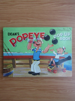Anticariat: Dean's Popeye pop-up book