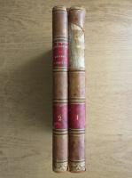 Demoustier - Lettres a Emilie sur la mythologie (2 volume, 1835)