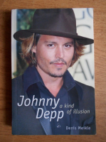 Anticariat: Denis Meikle - Johnny Depp, a kind of illusion