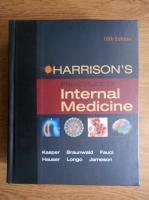 Anticariat: Dennis L. Kasper - Principles of internal medicine