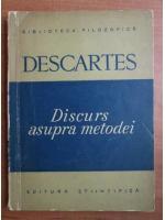 Anticariat: Descartes - Discurs asupra metodei