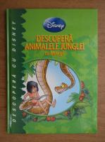 Anticariat: Descopera animalele junglei cu Mowgli
