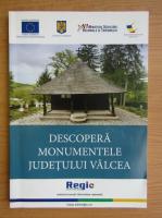 Descopera monumentele judetului Valcea