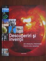 Anticariat: Descoperiri si inventii din vremurile preistorice pana in cele moderne (album)