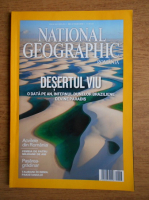 Desertul viu (revista National Geographic, nr. 87, iulie 2010)