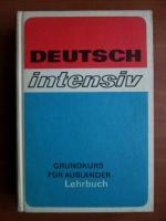 Deutsch intensiv. Lehrbuch