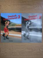 Deutsch international 2 (+ caiet de exercitii)