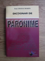 Diana Marin - Dictionar de paronime