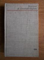 Anticariat: Dictionar al literaturii engleze