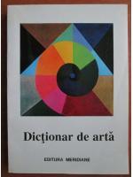 Dictionar de arta (volumul 1)