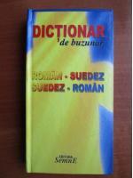 Anticariat: Dictionar de buzunar Roman-Suedez, Suedez-Roman