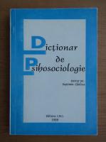 Anticariat: Dictionar de psihologie