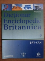Anticariat: Dictionar Enciclopedic Britannica, BRY-CAN, nr. 8
