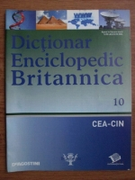 Anticariat: Dictionar Enciclopedic Britannica, CEA-CIN, nr. 10