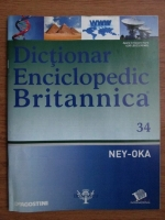 Anticariat: Dictionar Enciclopedic Britannica, NEY-OKA, nr. 34