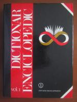 Dictionar enciclopedic (editura Enciclopedica, volumul 1, 1993)