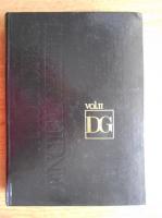 Anticariat: Dictionar enciclopedic (volumul 2: D-G)