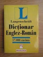 Anticariat: Dictionar englez-roman