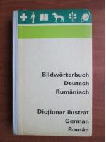 Dictionar ilustrat German-Roman