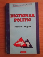 Anticariat: Dictionar politic roman-englez