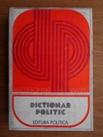 Anticariat: Dictionar politic