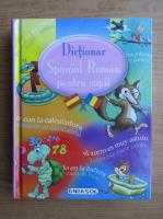 Anticariat: Dictionar spaniol-roman pentru copii