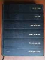 Anticariat: Dictionar tehnic poliglot (romana, rusa, engleza, germana, franceza, maghiara)