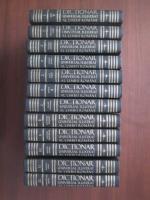Dictionar universal ilustrat al limbii romane (12 volume)