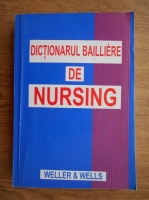 Anticariat: Dictionarul Bailliere de nursing