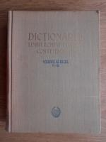 Anticariat: Dictionarul limbii romane literare contemporane. M-R (volumul 3)