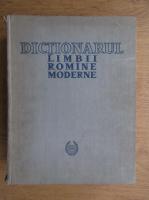 Dictionarul limbii romane moderne