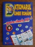 Anticariat: Dictionarul Limbii Romane pentru clasele I-IV
