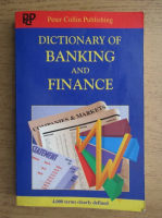 Anticariat: Dictionary of banking and finance