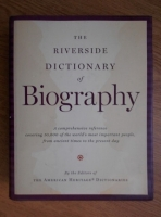 Dictionary of biography