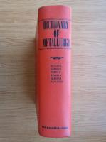 Anticariat: Dictionary of metallurgy in six languages