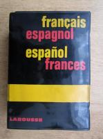 Anticariat: Dictionnaire francais-espagnol