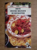 Anticariat: Diete pentru bolnavii de reumatism