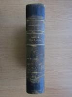 Anticariat: Dimitrie Alexandresco - Explicatiunea teoretica si practica a dreptului civil roman (volumul 2, 1907)