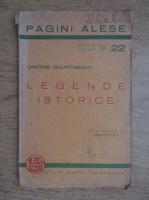 Anticariat: Dimitrie Bolintineanu - Legendele istorice, nr. 22