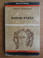 Dimitrie Bolintineanu - Manoil-Elena
