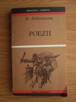 Anticariat: Dimitrie Bolintineanu - Poezii