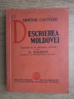 Dimitrie Cantemir - Descrierea Moldovei (1946)