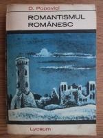 Dimitrie Popovici - Romantismul romanesc